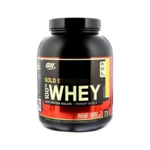 Gold-standard-100-whey review