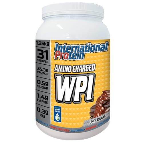 International Protein WPI Charged