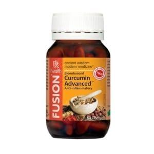 Fusion Curcumin