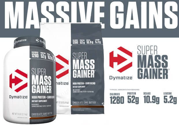 Dymatize Super Mass Gainer Protein Benefits 2