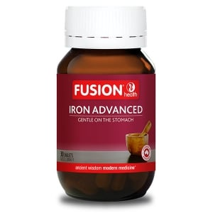 Fusion Health Iron Advanced