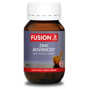 Fusion Health Zinc Advanced 60