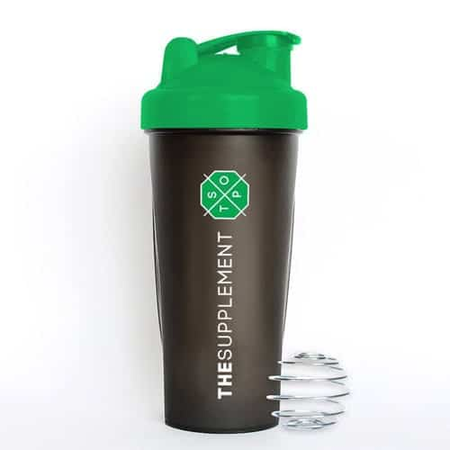 The Supplement Stop Shaker