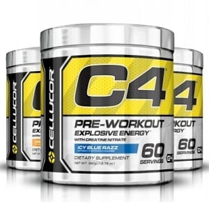 C4 Pre Workout, Pre Workout Supplement, Cellucor, The Supplement Stop