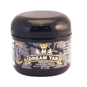 Dream Tan is an Instant Skin colour