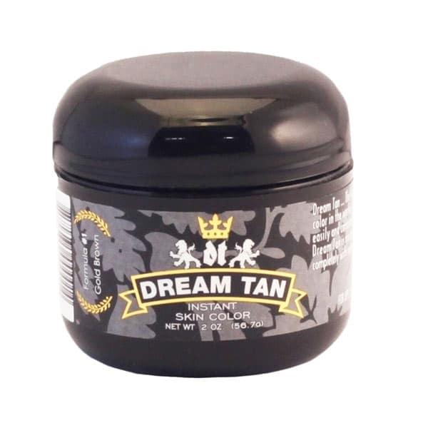 Dream Tan is an Instant Skin colour