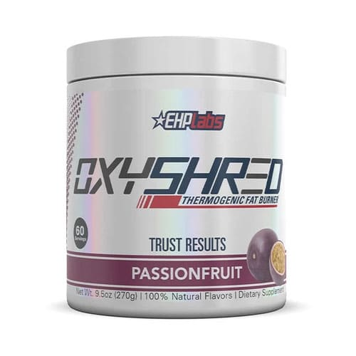 Oxyshred Ingredients