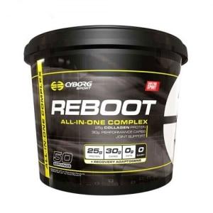 Cyborg Reboot