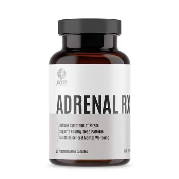 Adrenal RX Supplement Capsules