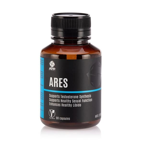 Ares Alpha Mars