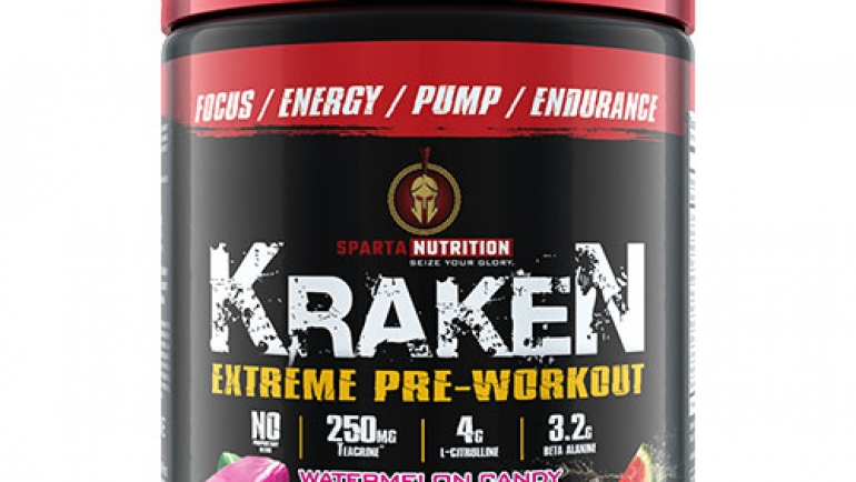 Sparta Nutrition – KRAKEN Review