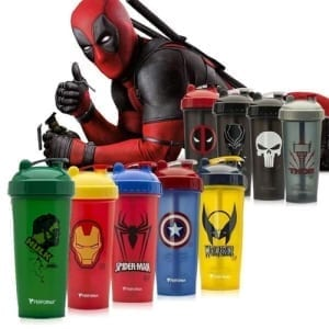 super hero shakers performa