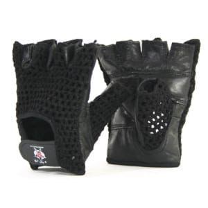 Mani Mesh Weight Lifting Gloves