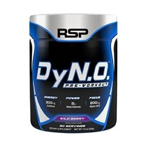 RSP Nutrition DyN.O. Pre-Workout
