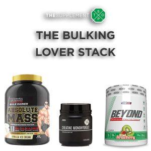 The Bulking Lover Stack