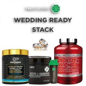 Wedding Ready Stack