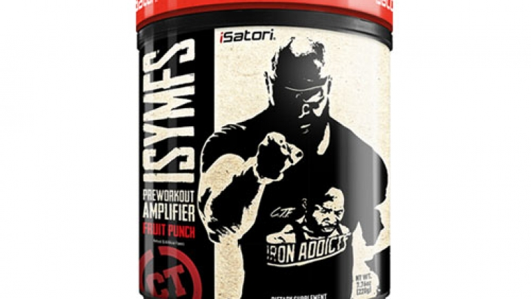 CT Fletchers ISYMFS Pre-Workout
