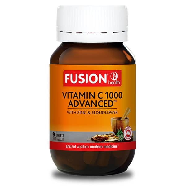 Fusion Health Vitamin C 1000 Advanced