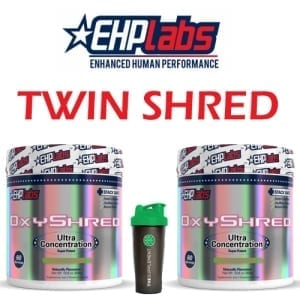 EHPLABS Twin Shred Oxyshred