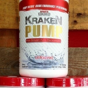 kraken pump unflavoured
