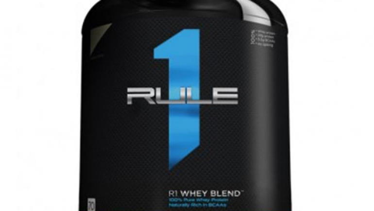 Rule 1- Whey Blend Review