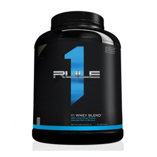 Rule 1 Protein 100% Whey - Protein Powders and Mass Gainers