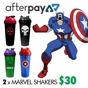 MARVEL SHAKERS