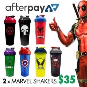 marvel shakers 2 2018