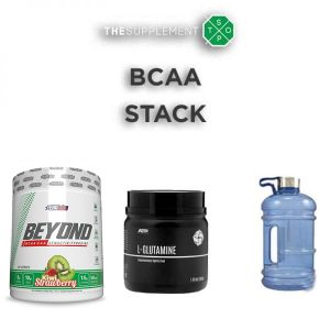 The BCAA Stack