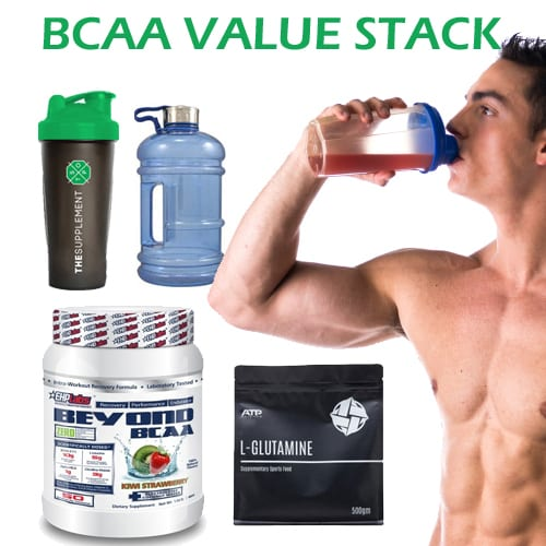 bcaa value stack