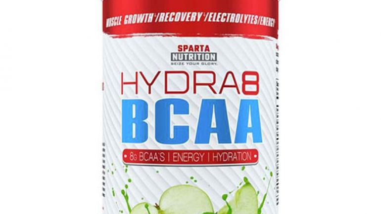 Sparta Nutrition – Hydra8 BCAA Review