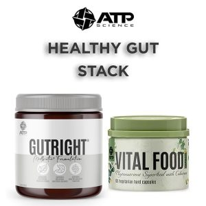 ATP Science Healthy Gut Stack Nutritional Supplements