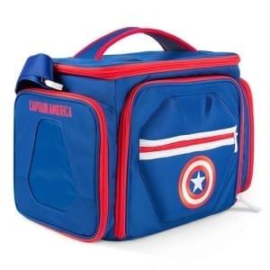 captain america meal pre bag