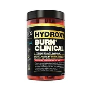 Hydroxyburn Shred Fat Burning Supplement The Supplement Stop