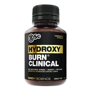 hydroxyburn-clinical