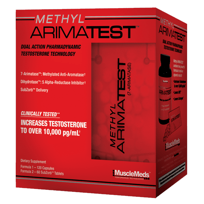 Muscle MEDS – Methyl Arimatest Review