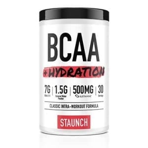 Staunch BCAA, BCAA Powders, The Supplement Stop