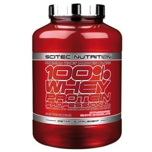 Scitec Nutrition 100 Whey 2.4kg - Protein Powders and Mass Gainers, The Supplement Stop