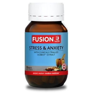 Fusion Health Stress Anxiety
