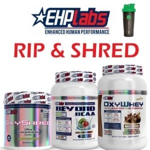 EHP LABS RIP AND SHRED