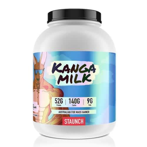 kanga milk -staunch Nation