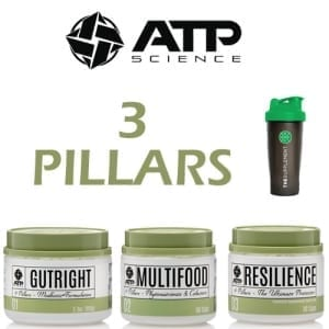 ATP Science 3 Pillars