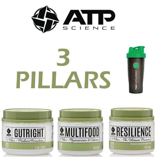 ATP Science 3 Pillars