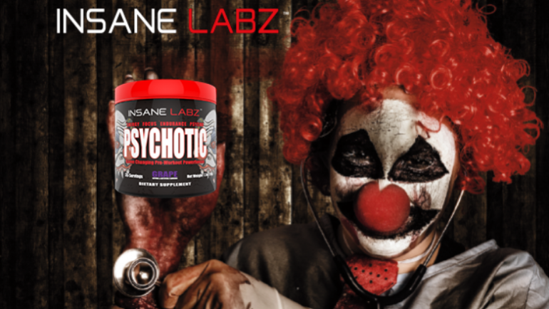 Insane Labz – Pyschotic Review