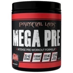 Primeval Labs Mega Pre Black 500x500