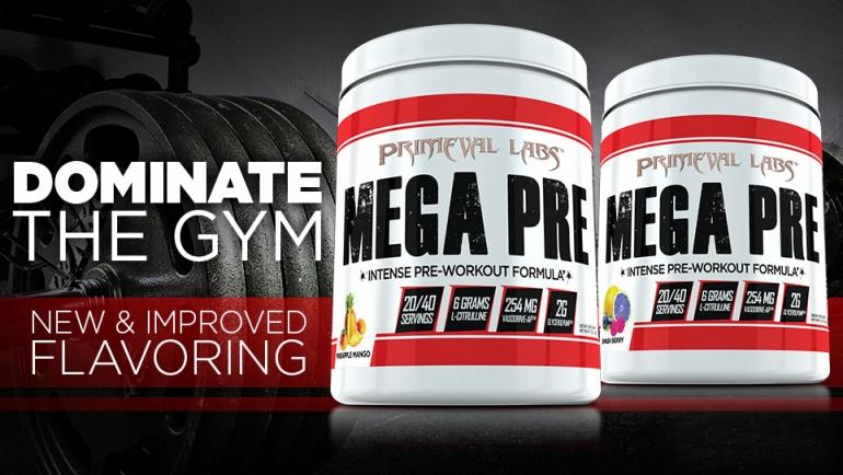 Primeval Labs – Mega Pre Review