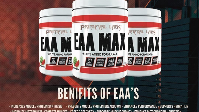 Primeval Labs – EAA Max Review