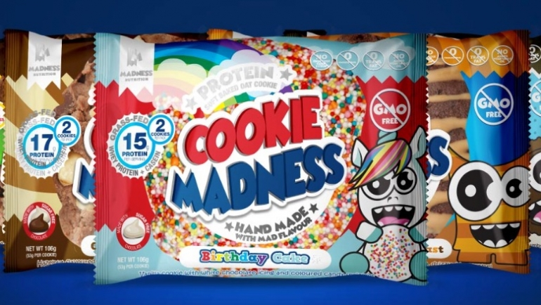 Madness Nutrition – Cookie Madness Review