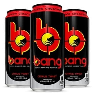 bang energy drink citrus twist