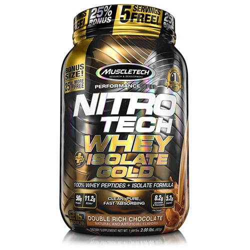 muscletech nitro tech gold